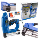 Draper Storm Force Electric Stapler/Nailer Kit with Extra 25mm Brad Nails & 22mm Staples
