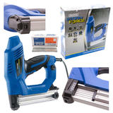 Draper Storm Force Electric Stapler/Nailer Kit with 5000 Extra 30mm Brad Nails