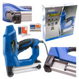 Draper Storm Force Electric Stapler/Nailer Kit with Extra 25mm Brad Nails & 19mm Staples