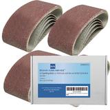 20 Bond Abrasives Sanding Belts For Black + Decker KA86 720W Belt Sander 120 Grit