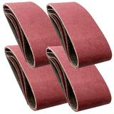 20 Bond Sanding Belts For Skil 1215 AC 650W Belt Sander Power Tool 120 Grit Fine