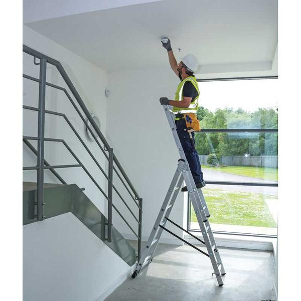 Draper 17204 CL6A Expert Combination 6 Step Aluminium Ladder to EN131 Thumbnail 2