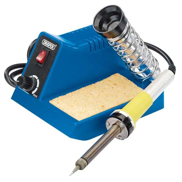 Draper 40W Soldering Station with Universal Clamping Kit Thumbnail 7