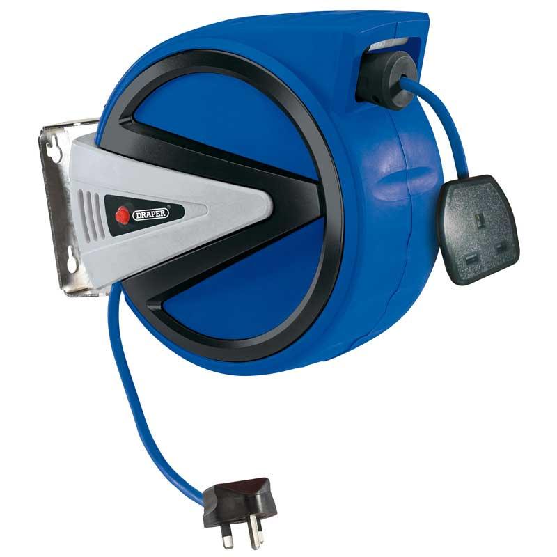 Draper 15052 Rcr20 Retractable 20m Cable Reel Draper
