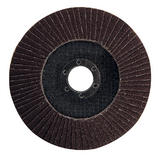 Silverline 675271 Aluminium Oxide Flap Disc 125mm 60 Grit