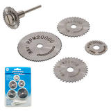Silverline 289305 HSS Saw Disc Set (6 Piece)