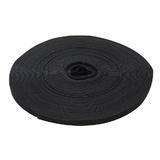 Fixman 419854 Self-Wrap Hook & Loop Tape Black