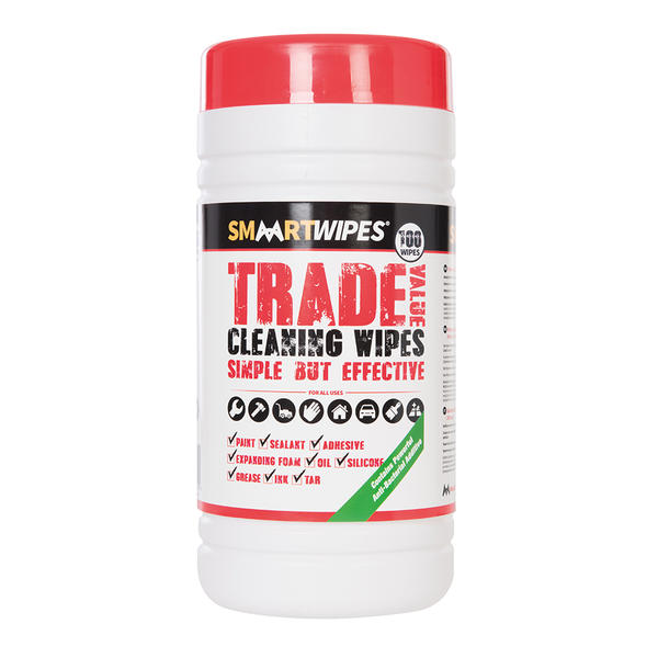 SMAART 336197 Trade Value Cleaning Wipes 100pk Thumbnail 1