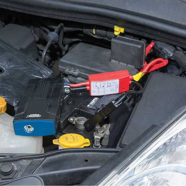 Draper 15067 LJS136 Expert Lithium Jump Starter/USB Charger 500A Thumbnail 2