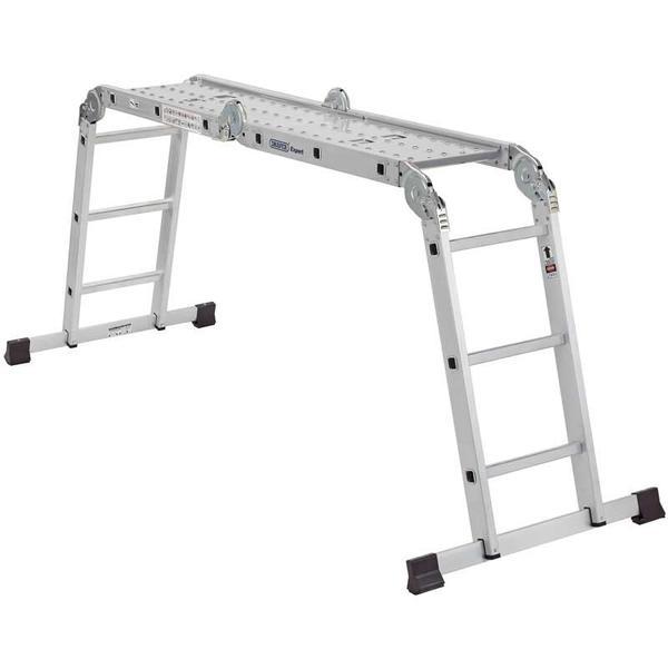 Draper 17110 Multi-Purpose Aluminium Ladder Thumbnail 3