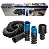 Rockler 533478 Universal Small Portable Hose Kit (4 Piece)