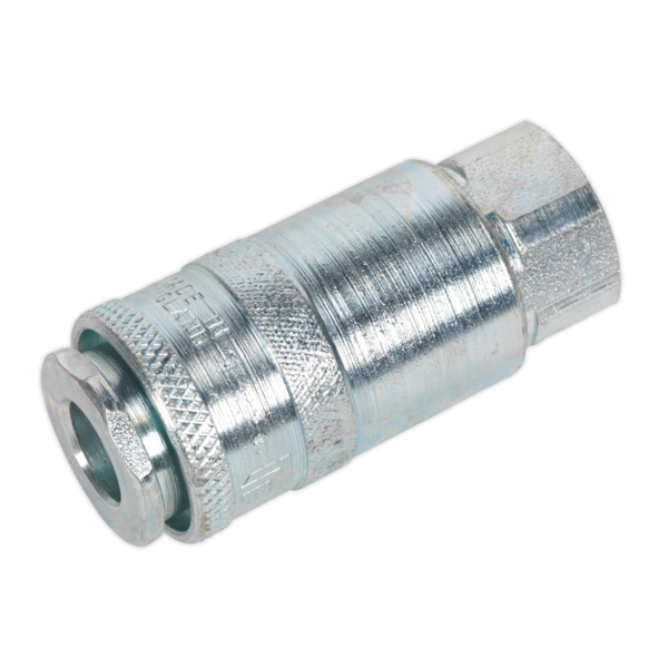 "Sealey AC64 Coupling Body Female 3/8"" BSP Thumbnail 2"