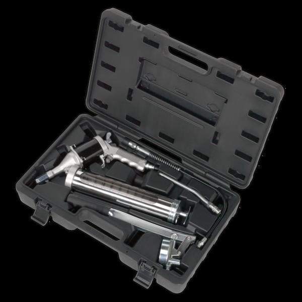 Sealey AK45KIT Manual/Air Grease Gun Kit Thumbnail 1