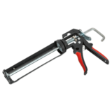 Sealey AK4801 Caulking Gun 220mm Heavy-Duty
