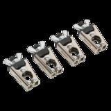 Sealey AK6804 Micro Welding Clamp Set 4pc