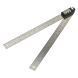 "Sealey AK7300 Digital Angle Rule 300mm (12"")"