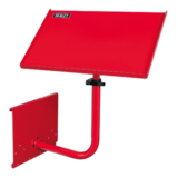 Sealey APLTS Laptop & Tablet Stand 440mm - Red