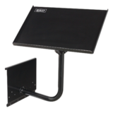Sealey APLTSB Laptop & Tablet Stand 440mm - Black