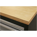 Sealey APMS50WC Pressed Wood Worktop 2040mm for APMS51, APMS52, APMS57, APMS59