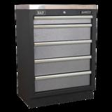 Sealey APMS59 Modular 5 Drawer Cabinet 680mm