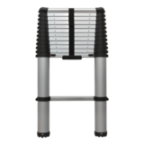 Sealey ATL13 Aluminium Telescopic Ladder 13-Tread EN 131