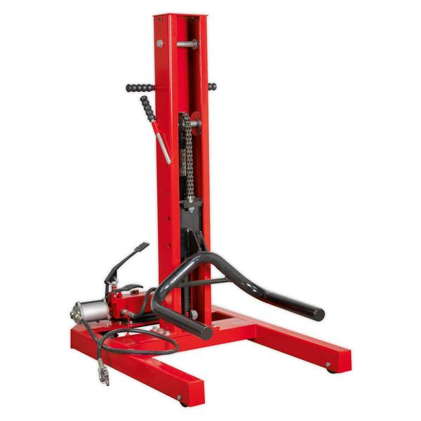 Sealey AVR1500FP Vehicle Lift 1.5 Tonne Air/Hydraulic with Foot Pedal