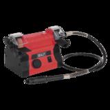 Sealey BG1010 Mini Bench Grinder Ø50mm - Flexible Drive Shaft