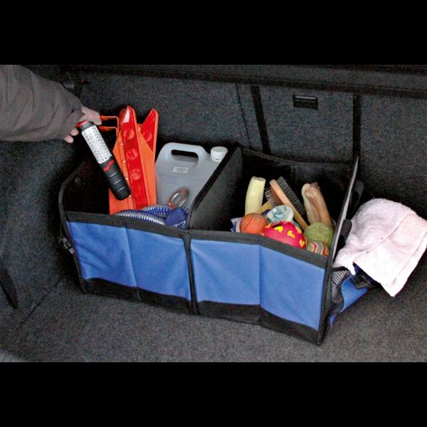 Sealey CBO1 Car Boot Organiser 4 Compartment Thumbnail 4