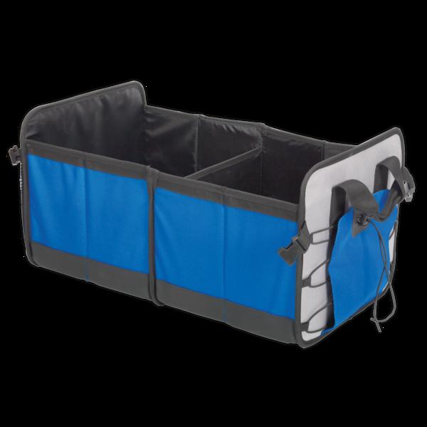 Sealey CBO1 Car Boot Organiser 4 Compartment Thumbnail 7