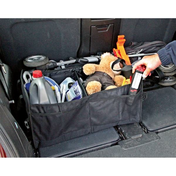 Sealey CBO2 Car Boot Organiser 12 Compartment Thumbnail 3