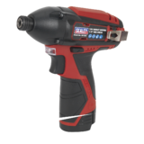 "Sealey CP1203 Impact Driver 12V 1/4"" Hex Drive 80Nm Bare (No Battery/Charger)"