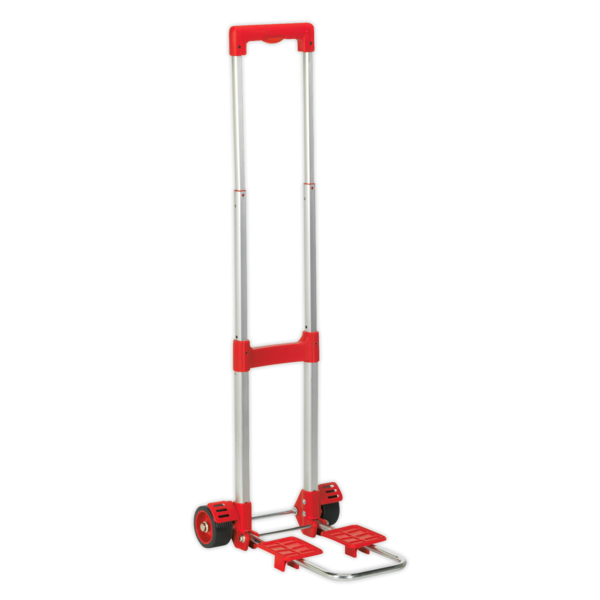 Sealey CST30 Aluminium Trolley 30kg Capacity Thumbnail 4