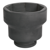 "Sealey CV001 Front Hub Nut Socket for Scania 80mm 3/4"" Sq Drive"