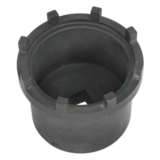 "Sealey CV008 Axle Hub Nut Socket for Scania (420) 3/4"" Sq Drive"