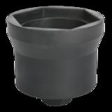 "Sealey CV016 Axle Nut Socket - Iveco 98mm 3/4"" Sq Drive"