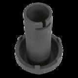 """Sealey CV022 Axle Lock Nut Socket 80-95mm 3/4"""" Sq Drive"""