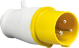 Knightsbridge IN001 110V IP44 16A Plug 2P+E