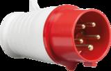 Knightsbridge IN0014 415V IP44 16A Plug 3P+N+E