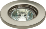 Knightsbridge L01CBR Low Voltage Downlight 35mm B/Chrome