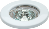 Knightsbridge L01W Low Voltage Downlight 35mm - White