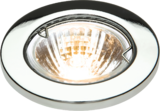 Knightsbridge L02C1 Low Voltage Downlight 50W - Chrome Bridge