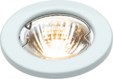 Knightsbridge L02W1 L.V. Downlight 50W - White Bridge