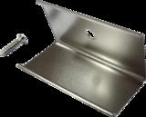 Knightsbridge LEDTCLIP Metal Mounting Clip C/W 2 x Screws For Triangular LED Strip