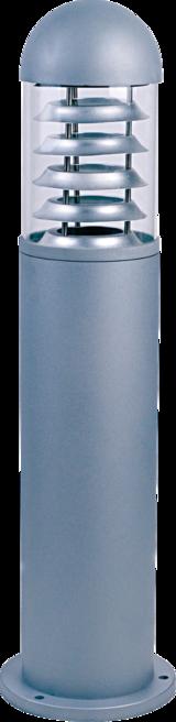 Knightsbridge P1163 IP55 240V Polyester Anti-Corrosive Powder Coated Bollard