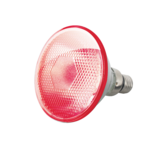 Knightsbridge PAR3880R Par 38 Lamp 80W Red