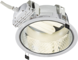 Knightsbridge PLD118 Recess 230mm Single PL Downlight (Cut Out 205mm)