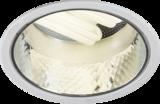 Knightsbridge PLD218 Recess 225mm Twin PL Downlight (Cut Out 205mm)