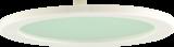 Knightsbridge PLDIPMG PLDL Trim Accessory IP40 Sanded Glass White