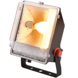 Knightsbridge TRHP70PC IP65 70W Son Floodlight with Photocell Sensor