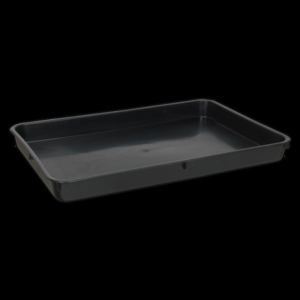 Sealey DRPL09 Drip Tray Low Profile 9ltr Thumbnail 1